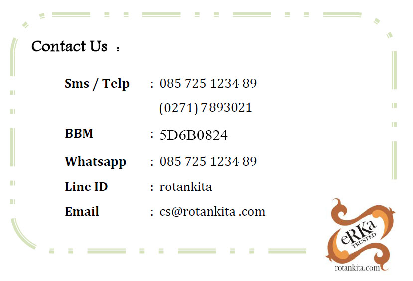 contact rotan kita About Us