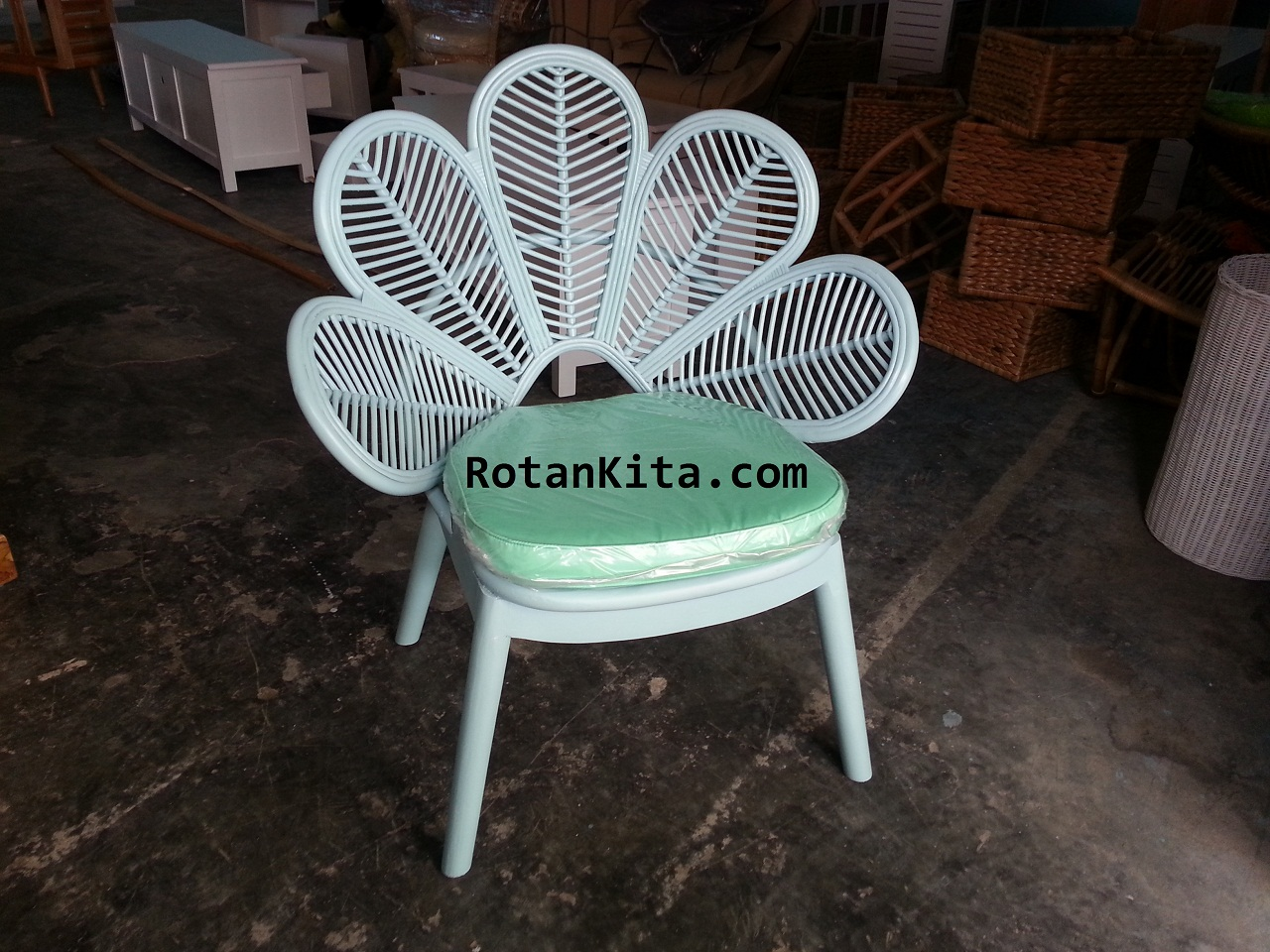 RTK27 3 C Flower Chair | Code: RTK27