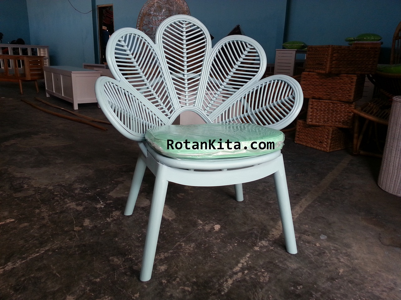RTK27 4 C Flower Chair | Code: RTK27