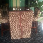 Set Kursi Bar Rotan | Code: RMKM28