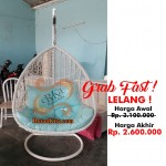 Kursi Gantung Lelang [SOLD OUT]
